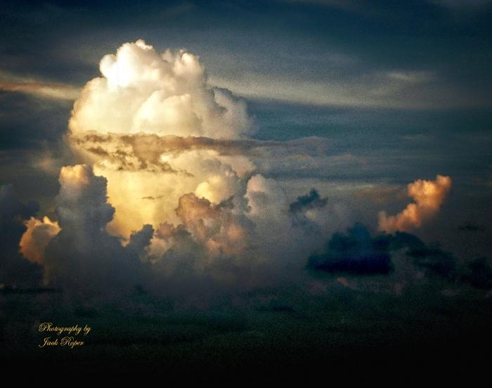 Puerto Rico clouds 2